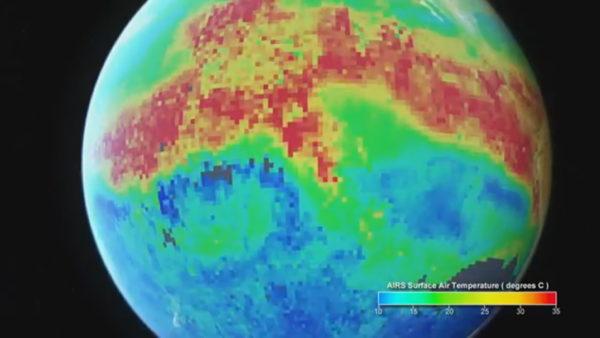 Nga qershori në shtator, valë nxehtësie dhe kushte të motit ekstrem
