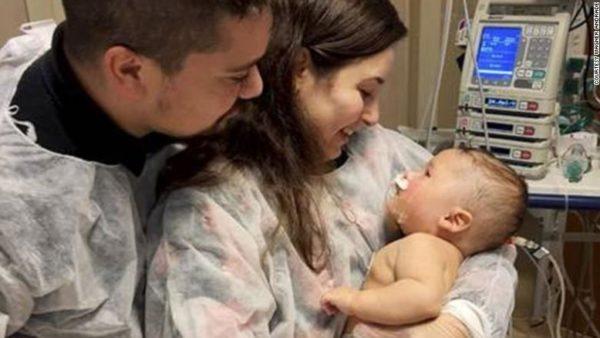 Bebi 5-muajsh i mbijeton koronavirusit pas 32 ditësh në koma