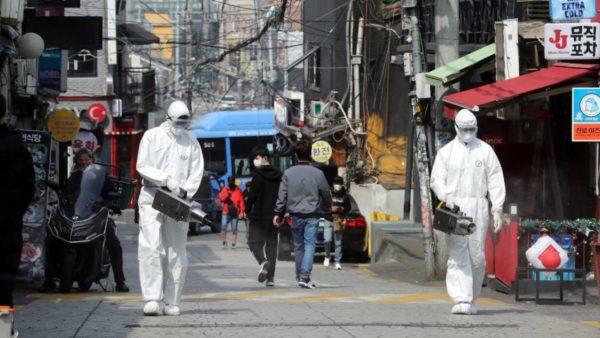 Frikë në Korenë e Jugut, vatër e re infektimi, mbi 100 raste me COVID-19