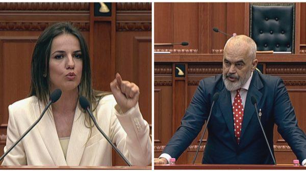 Hajdari-Ramës: Jeni bërë si Gruevski. Kryeministri citon qëndrimet e artistëve që ishin pro godinës së re