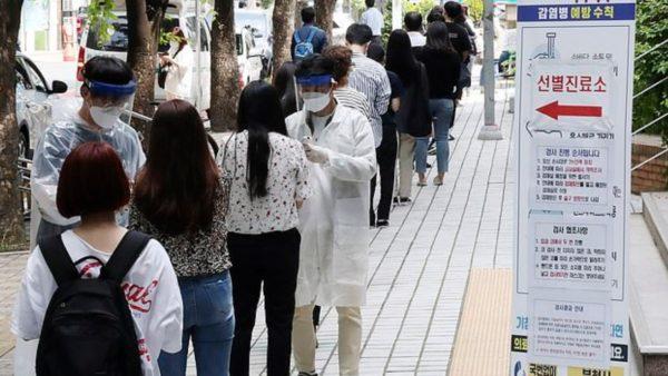 Rriten rastet e reja, Koreja e Jugut kthen masat shtrënguese