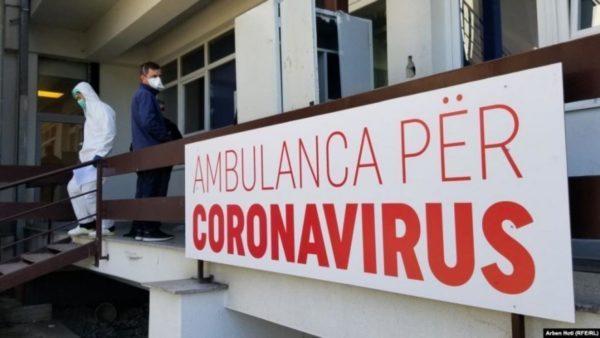 Koronavirusi në Kosovë, 13 viktima në 24 orët e fundit
