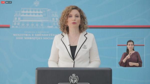 Koronavirusi në Shqipëri, 23 raste të reja në 24 orët e fundit
