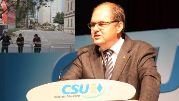 Raporteri i CDU-së për Ballkanin: Prishja e Teatrit? Trishtim, mendova se Shqipëria kishte bërë hapa përpara