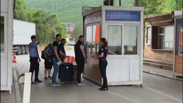 Tejkaluan afatin, policia kufitare greke gjobit shtetasit shqiptarë