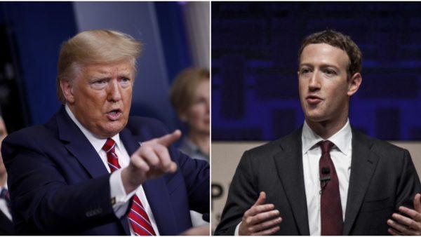 Kufizimi i rrjeteve sociale, Trump gati të firmosë dekretin. Facebook: Nuk është e drejtë