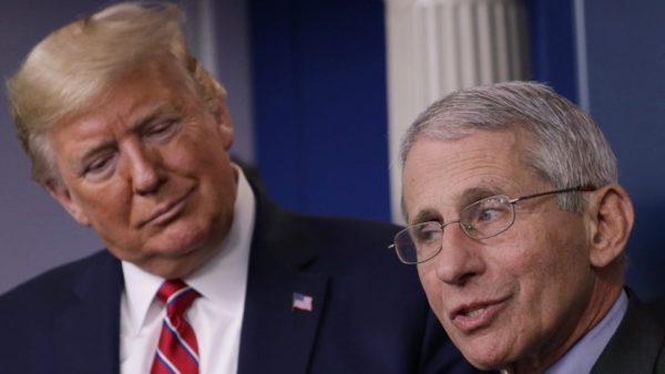 Trump dhe Fauci, kur politika i kundërvihet shkencës