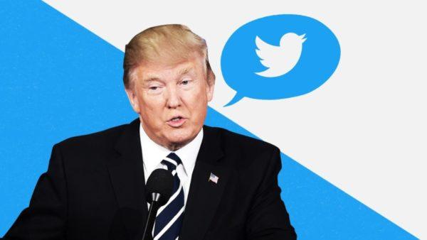 """Twitter """"shuplakë"""" Trumpit, i korrigjon postimet sepse mund të jenë keqinformuese"""