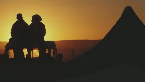 Del në shitje guri hënor, u gjet në shkretëtirën e Saharasë