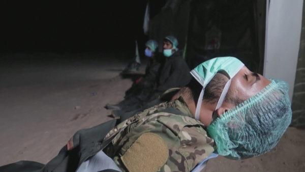Covid-19 në Irak, varreza të veçanta për viktimat e pandemisë
