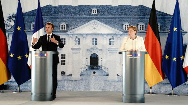 Rimëkëmbja ekonomike, Macron e Merkel të bashkuar: Të miratohet fondi