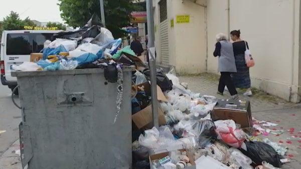 Durrës, mbetjet urbane, Këshilli bashkiak shpall emergjencën mjedisore