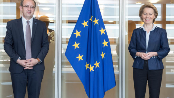 Hoti takon Von der Leyen, BE shpreh mbështetjen për Kosovën