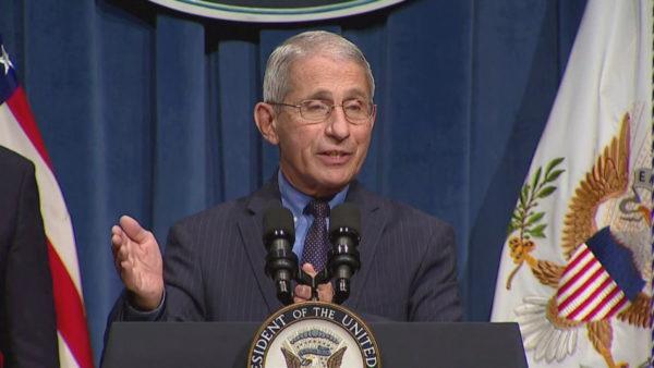 Shtimi i rasteve të reja, Fauci: SHBA ka një problem serioz me Covid-19
