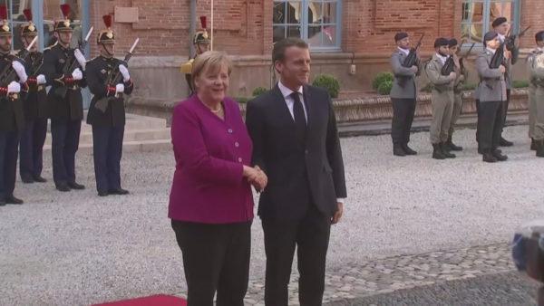 Merkel pret Macron, Presidenca e BE në duart e Gjermanisë nga 1 korriku