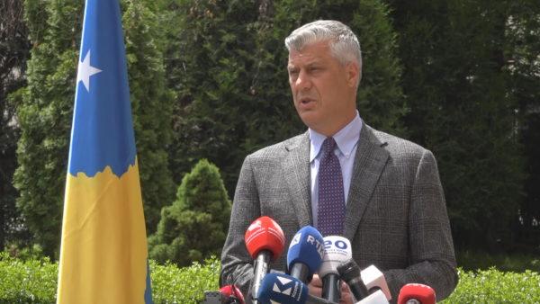 Dialogu me Serbinë, Thaçi kërkon unitet politik: Jemi gati për bisedime