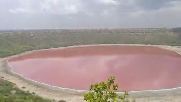 """Uji kthehet në """"gjak"""", misteri i liqenit 50 mijë vjeçar"""
