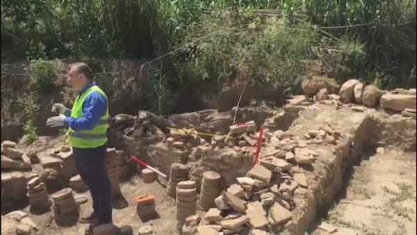 Zbulim arkeologjik në Belsh, gjenden rrënojat e një objekti të stilit romak