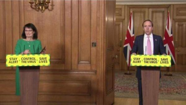 Britania e Madhe shënon numrin më të ulët të viktimave nga Covid-19 prej marsit