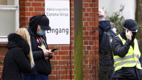 Shqetësojnë numrat e COVID-19 në Gjermani, rritet ndjeshëm indeksi i riprodhimit të virusit