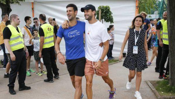 """""""Adria Tour"""", vatër infeksioni. Edhe Djokovic pozitiv"""
