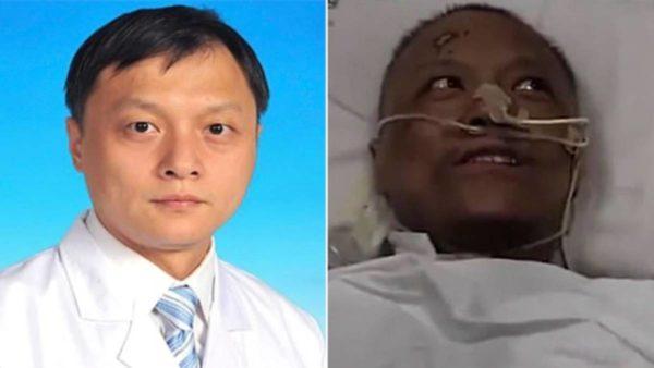 Iu nxi lëkura nga koronavirusi, ndërron jetë një nga mjekët kinezë