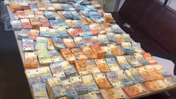 Sekuestrimi i eurove në Durrës, jepet masa për shoferin, publikohen të tjera detaje