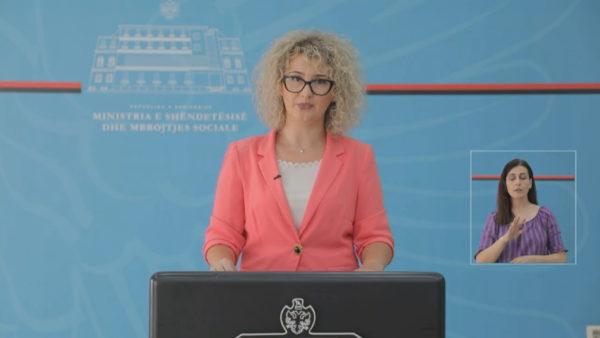 Ministria e Shëndetësisë: 78 raste të reja me koronavirus