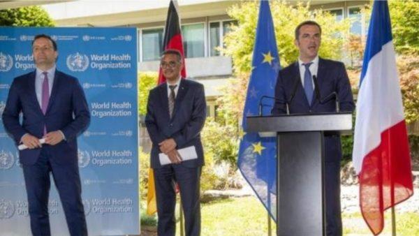 SHBA u largua, Gjermania dhe Franca do rrisin kontributet për OBSH