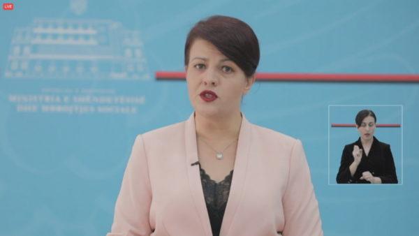 Ministria e Shëndetësisë: 52 raste të reja me koronavirus