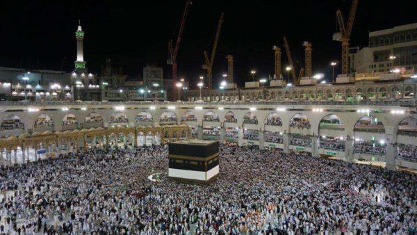 Pelegrinazhi i Haxhit, Arabia Saudite nuk do të lejojë vizitorët e huaj