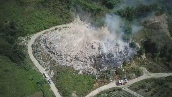 Vendgrumbullimi te shtëpitë, banorët e Manzës, protestë për mbetjet e Durrësit