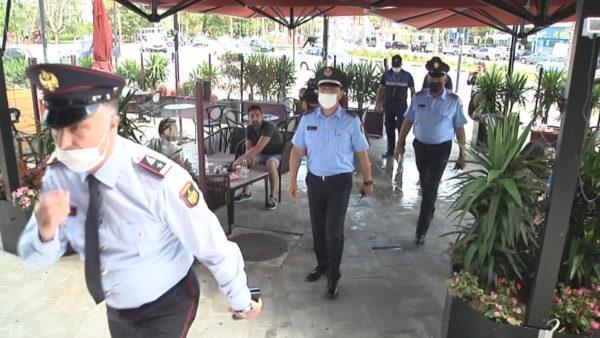 Masat antikoronavirus, Policia e Shtetit mobilizohet për kontrolle në të gjithë vendin