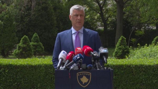 Masat e Kurtit për Shqipërinë, Thaçi: Karantinimi për shqiptarët i kundërligjshëm