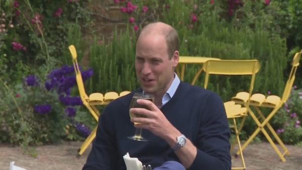 Princi William viziton bizneset, sheh nga afër masat anti-Covid