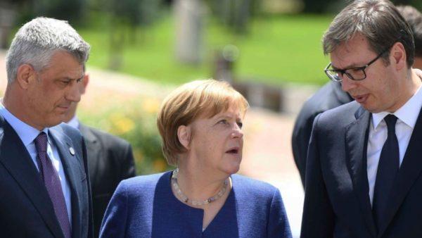 Dialogu Kosovë-Serbi rifillon me 12 korrik në Bruksel, takim me Merkel dhe Macron