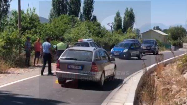 Aksident me një të plagosur rëndë në Lezhë