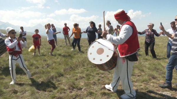 Festa e bjeshkëve, Bushtrica i shtohet atraksioneve të turizmit malor