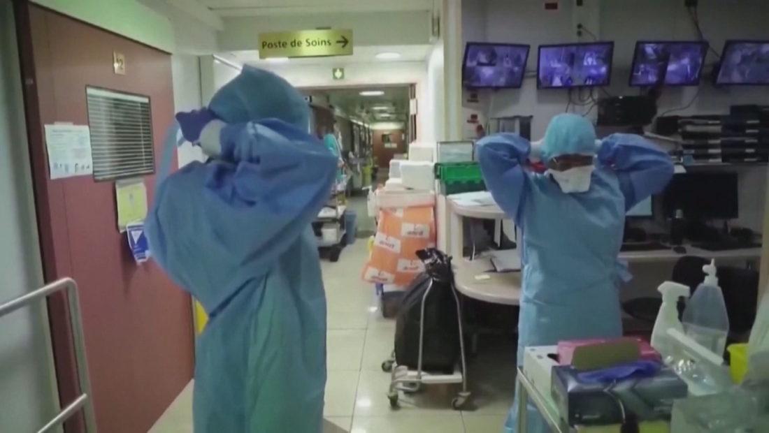 pandemia ne bote koronavirusi ne shqiperi covid 19 1100x620