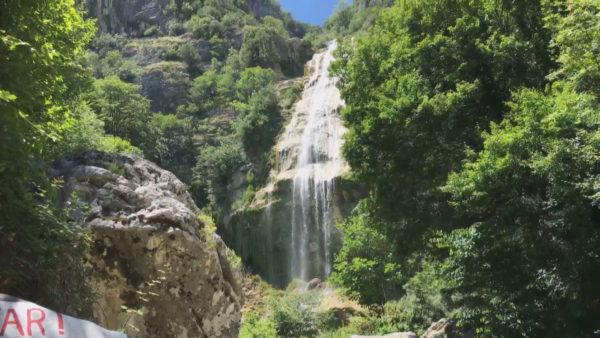 Ujëvara e Sotirës, bukuria e rrallë që është e vështirë të arrihet
