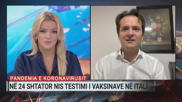 Mjeku shqiptar në Milano: Virusi nuk ka ndryshuar, ja pse ka rënë numri i shtrimeve në spital
