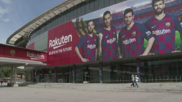 Një lojtar me Covid-19 te Barcelona, por sfida me Bayern do të luhet