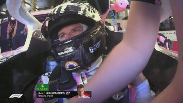 Hulkenberg, sërish në vendin e Perez për garën e Silverstone