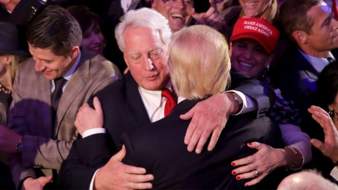 Robert dhe Donald Trump 1100x620
