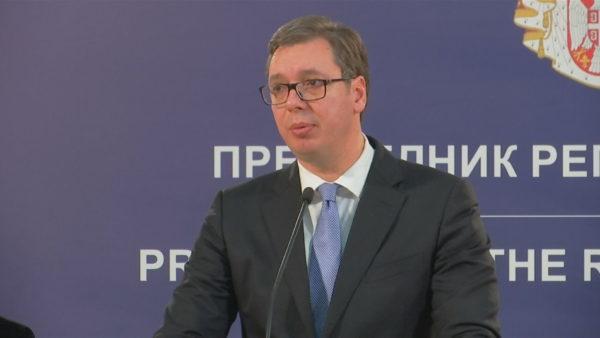 Asociacioni i komunave serbe, Vuçiç: Marrëveshja të zbatohet, jo me rregullat e Kosovës