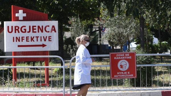 Koronavirusi në Shqipëri, rekord rastesh të reja dhe 6 viktima