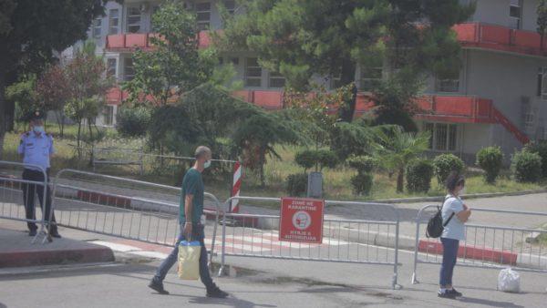 Koronavirusi në Shqipëri, 1 i vdekur në 24 orët e fundit
