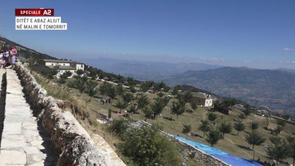 Ditët e Abaz Aliut në Malin e Tomorrit