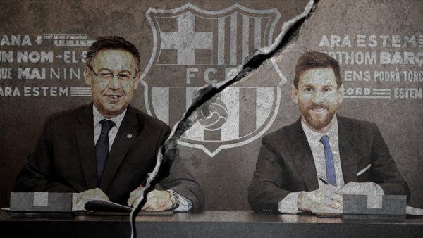 Gati beteja ligjore mes Barcelonës dhe Messi-t