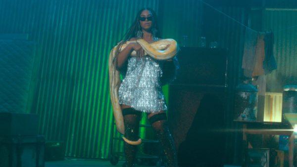 """Beyonce publikon albumin vizual """"Black is King"""""""